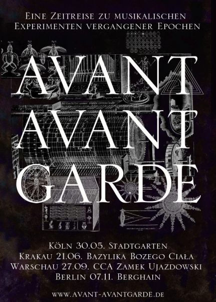 Avant AVANT-GARDE
